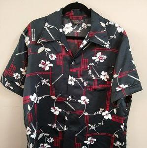 Venus of California | Hawaiian Shirt Floral Print